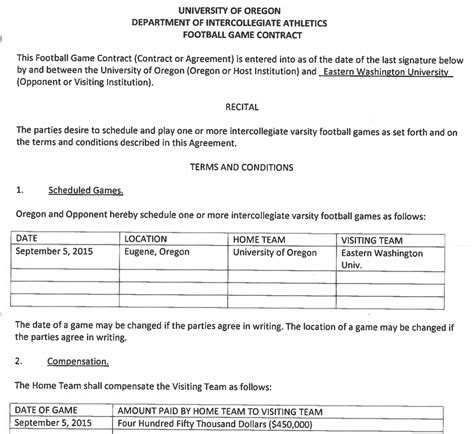 football contract template funky football contract template inspiration exle
