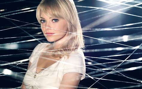 emma stone gwen stacy emma stone new gwen stacy wallpapers hd wallpapers id
