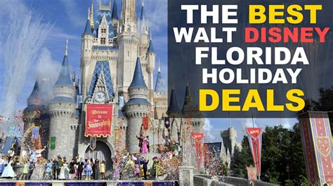 Disneyland Packages Best Way To Book Your Disneyland by A Trip To Disney Florida Is Magical In Every Sense And