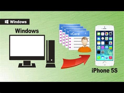 youtube tutorial iphone 5s how to import vcard contacts to iphone 5s sync vcf files