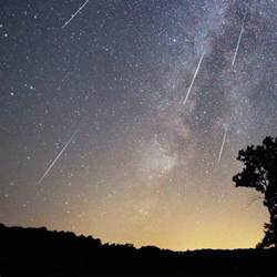 perseid meteor shower house events