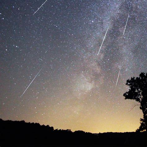 Where To The Meteor Shower by Perseid Meteor Shower House Events