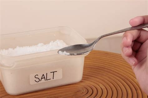 How Much Are Salt Ls by What To Eat To Get Rid Of Circles Livestrong