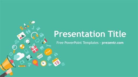 free viral caign powerpoint template prezentr