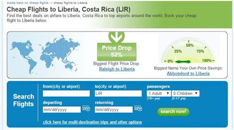 cheap flights to liberia costa rica costa rica tropical vacations