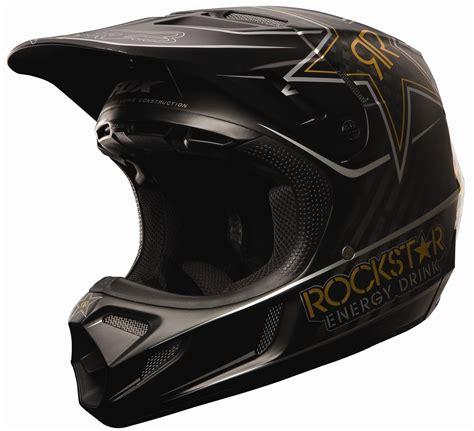 most comfortable full face helmet new 2013 fox racing v4 rockstar energy helmet full face xl