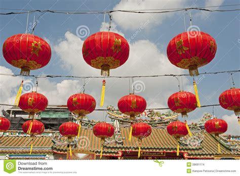 new year paper lanterns paper lanterns in new year yaowaraj china