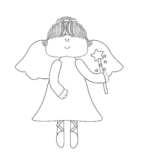 christmas fairy coloring page christmas fairy pages coloring pages