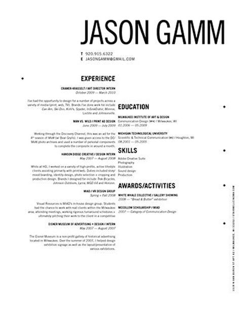 Attractive Resume Templates by 17 Best Images About Cv Templates On Resume