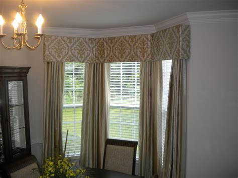 images of bay window curtains 5 tips when considering the best curtain rods for bay