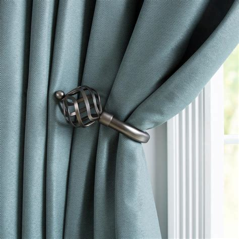home depot curtain tie backs 100 curtain holdbacks home depot home decorators