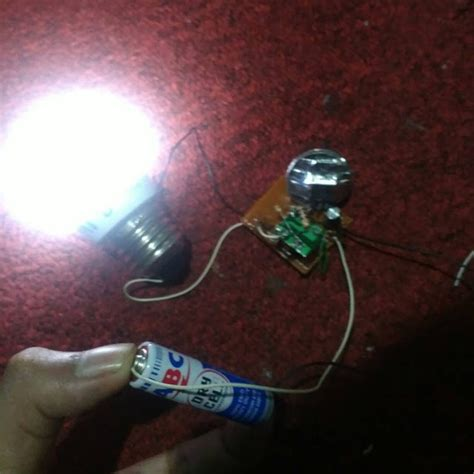 membuat power bank dengan joule thief membuat joule thief inverter mini tegangan dc 1 5 7 5v