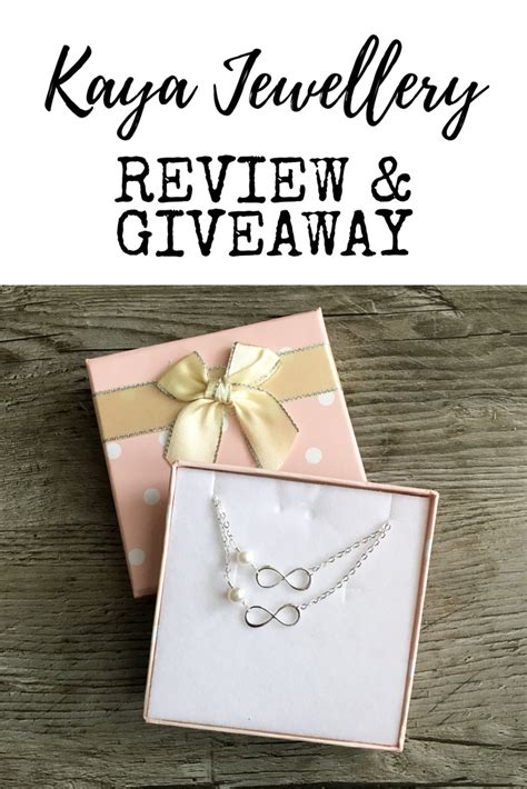 Giveaway Disclaimer - kaya jewellery review and giveaway nomipalony