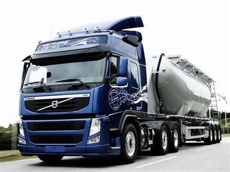 lng dual fuel volvo fm methan diesel youtube