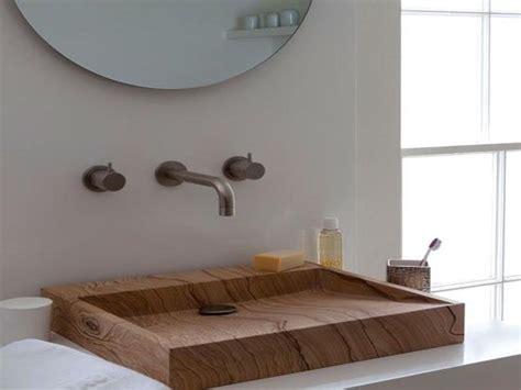 Waschbecken Auf Holz by Holz Waschbecken Designs