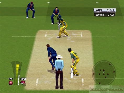 cricket play brian lara international cricket 2005 free