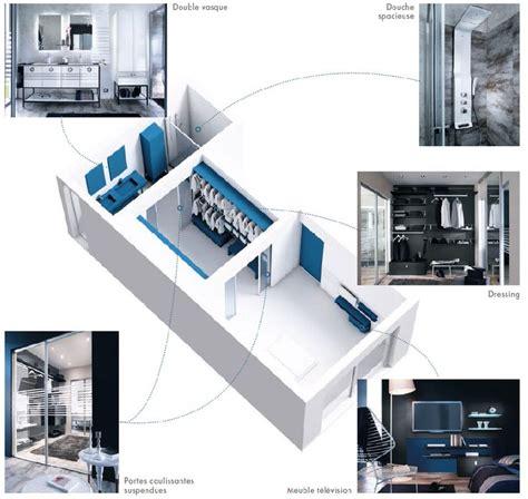 Charmant Plan Suite Parentale Avec Salle De Bain Et Dressing #1: 8b0eb403d1dee4608cd9b1fb4b5839fb.jpg