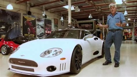 spyker car for sale leno welcomes spyker c8 laviolette into his