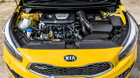 What Engines Do Kia Use Kia Pro Cee D Gt Two Minute Road Test Motoring Research