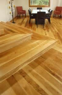 hardwood floor transition between rooms like success