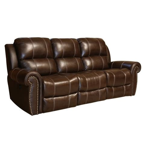 abbyson living bradford reclining sofa abbyson living kingston leather power reclining sofa in
