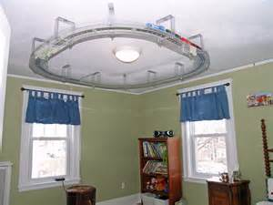 Thomas The Tank Engine Desk And Chair Train Set Mounted On The Ceiling Google Image Result For