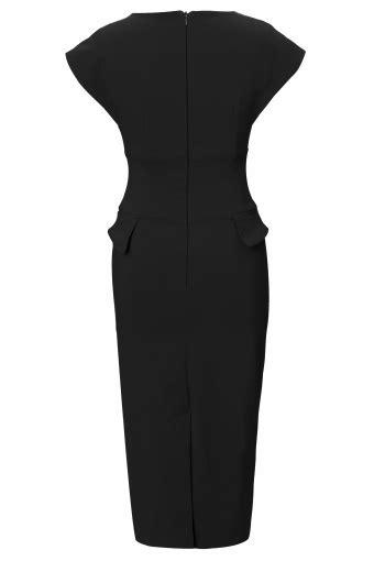 Dress Harvard harvard black pencil dress