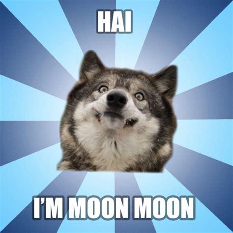 Moon Meme - moon moon meme by ragewolf16 on deviantart