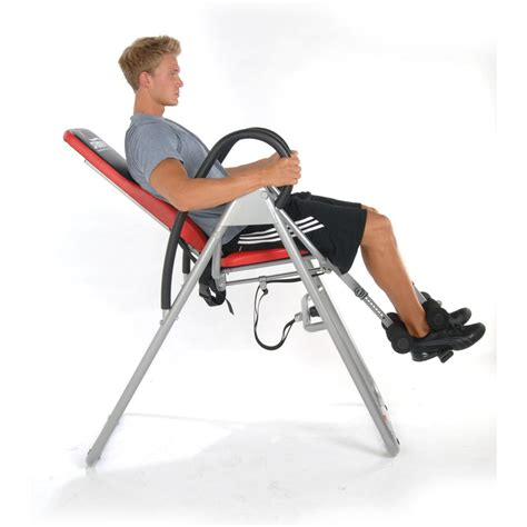 inversion sportsmans warehouse stamina 174 seated inversion therapy system 219759