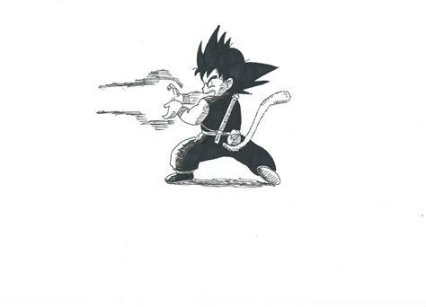 imagenes de goku haciendo el kameha como dibujar a goku ni 241 o haciendo un kamehameha rapido