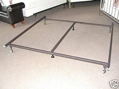 Metal Bed Frame Rails Wear Metal Bed Frame Side Rails King Autos Weblog