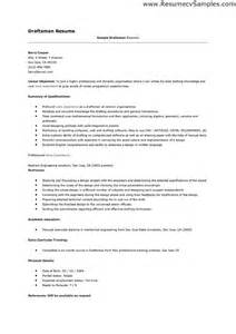 Draftsman Resume Sample sample resume resume cover letter for draftsman psychiatric
