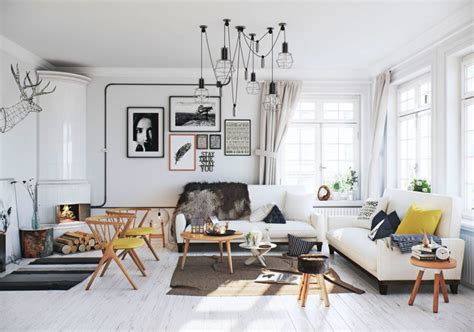 scandinavian apartment airy scandinavian apartment with traditional wood stoves