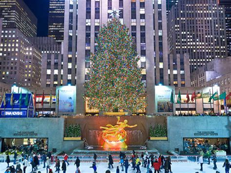 rockefeller center tree guide ten kid friendly restaurants nearby