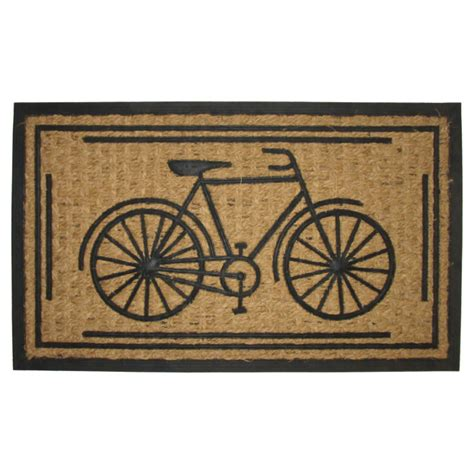 Doormats Shopping by Bike Doormat Best Selling Outdoor Coastal Nautical Themed Mat