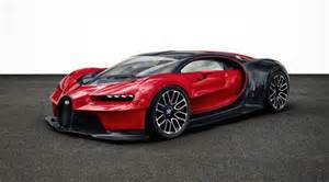 1st Bugatti Bugatti Chiron Will Be Delivered To Buyer