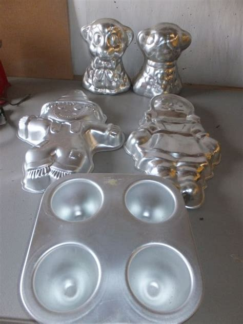 Decorative Cake Pans by Lot Detail For The Person Who To Bake Decorative