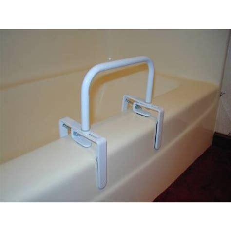bathtub safety sunmark bathtub safety rail 18 inch 131 2727