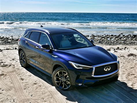 2019 Infiniti Qx50 News 2019 infiniti qx50 review and drive autoguide news