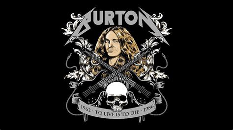 metallica cliff burton metallica cliff burton rip ps4wallpapers