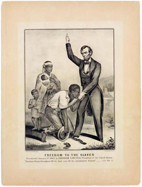 abraham lincoln and black history month