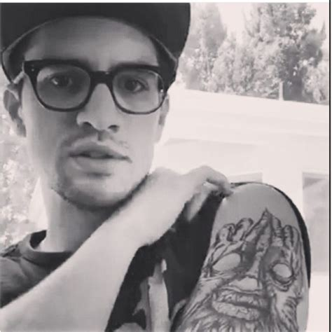 brendon urie tattoo 25 best ideas about brendon urie tattoos on