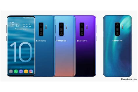 heres  samsungs foldable phone  galaxy   expected  launch phonearena