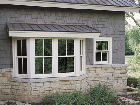 Bay Window Awning by The 8 Most Popular Window Designs Windows Doors