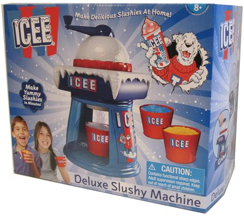 reviews icee deluxe slushy machine
