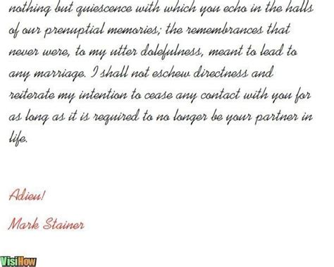 writing a breakup letter how to write a breakup letter to your 28 images how to