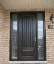 Fiberglass Front Doors Rustic Fiberglass Exterior Doors