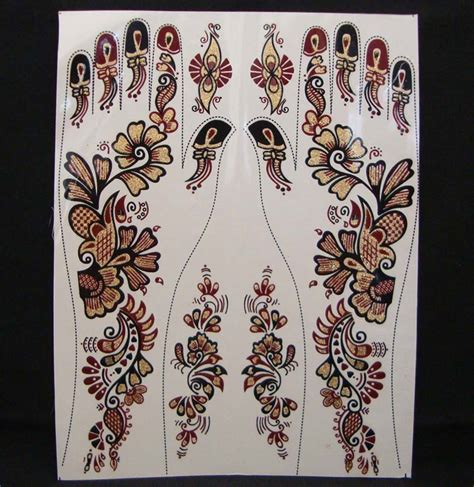 wholesale tattoo henna stickers wholesale export stickers