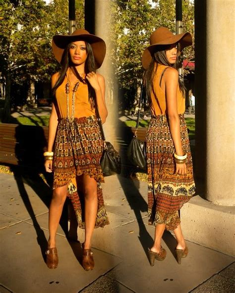 boho chic style african american 68 best images about black american fashion on pinterest