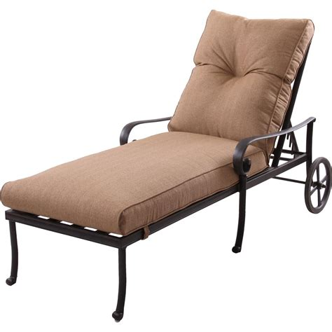 chaise lounges for patio darlee santa anita cast aluminum patio chaise lounge